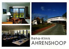 Riabilitazione-clinica Ahrenshoop, cartolina; andato 2000