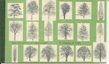 QE2 TREASURY OF TREES PRESTIGE BOOKLET DX26