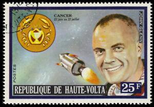 """UPPER VOLTA 314 - John Glenn """"Astronaut"""" (pf56384)"""