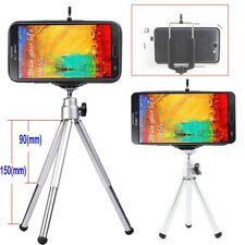 aluminio cámara Disparo Trípode Soporte de montaje para Samsung Galaxy S5