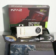 Nvidia GeForce GTX 1070 KFA2 KATANA 8 Go GDDR5 SINGLE SLOT 4K HDMI DVI DP
