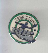 RARE PINS PIN'S .. TENNIS ROLAND GARROS CLUB RUE LE CROTOY 80 ~AQ