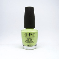 """Opi Neon Collection Summer 2019 Nail Lacquer """"Pump Up The Volume #Nln70"""" 0.5 oz"""