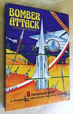 Bomber Attack Arcade Pak #3 by AH Avalon Hill tape Apple II+,IIe,IIc,IIgs 1982