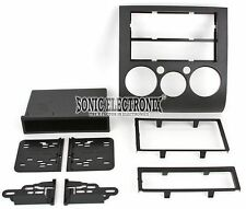 Metra 99-7012 Single/Double DIN Install Dash Kit for 2004-07 Mitsubishi Galant