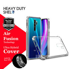 For Xiaomi Redmi Note 8 Pro Heavy Duty Tough Clear Case Shockproof Bumper Cover