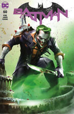 Batman 50 DC 2018 Francesco Mattina Color Variant Wedding Cake Joker Catwoman