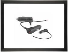 Auto Zigarettenanzünder Stecker 90° + Sicherung Diode 12V / 24V mit Kabel 20cm