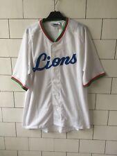 Japonés brillante audaz urbano estilo Retro Unisex Béisbol Jersey Festival #84