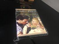 ROMEO Y JULIETA DVD LAURENCE HARVEY SUSAN SHENTALL FLORA ROBSON PRECINTADA NUEVA