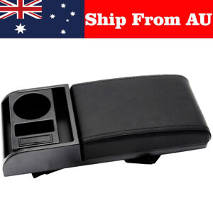 Console Elbow Rest Cushion For Armrest Cover Support USB Charging Universal