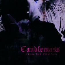 From The 13th Sun - 2 DISC SET - Candlemass (2014, Vinyl NEUF)