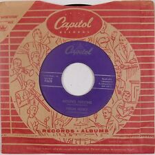 FERLIN HUSKY: Missing Persons USA Capitol 45 Rock Country HEAR