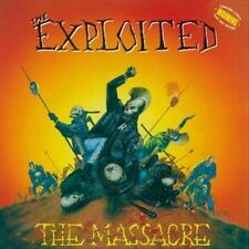 The Massacre [Special Edition] [LP] by The Exploited (Vinyl, Mar-2014, 2...
