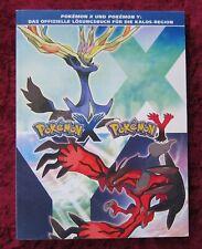 Pokemon X und Y, Das offizielle Lösungsbuch
