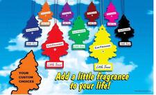 FREE U.S SHIPPING 10 Pak YOU CHOOSE ANY Little Trees Car Freshner Air Freshener