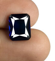 Natural Ceylon Blue Sapphire 2.40 Ct Loose Gemstone Emerald Cut AGSL Certified