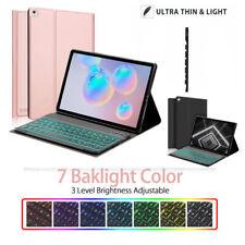 Slim Bluetooth Keyboard Case For Samsung Galaxy Tab A 10.1 T510/T515 2019 Tablet