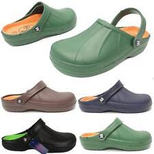 Mens New Garden Summer Beach Nursing Clogs Hospital Sandals Slippers Shoes Size