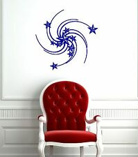 Wall Sticker Vinyl Decal Stars Modern Style Decor for Living Room ig1244