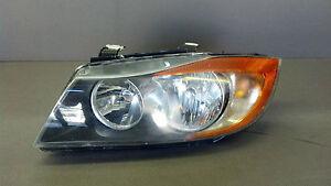 2006-2009 BMW 325i 328i 330i 335i Left Front Headlight 6942725