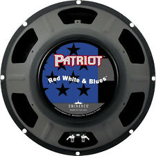 """Eminence Red White and Blues 12"""" Guitar speaker 8 ohm Patriot Series"""