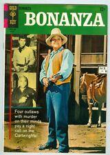 Bonanza #21 August 1966 Fn+ Photo cover