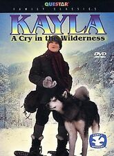 Kayla: A Cry in the Wilderness (DVD, 2000) New Sealed