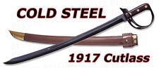 Cold Steel 1917 Cutlass w/ Leather Scabbard 88CS *NEW*