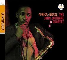 JOHN COLTRANE QUARTET Africa/Brass CD BRAND NEW