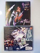 THE TOLL - STICKS AND STONES AND BROKEN BONES  - (GEFFEN GEFD 24386) CD