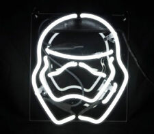 """10""""x10""""Star Wars Soldiers Neon Sign Light Party Game Room Decor Visual Artwork"""