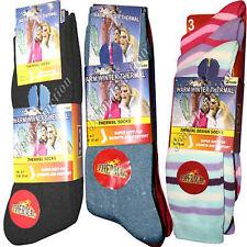 Unbranded Thermal Hosiery & Socks Women's 2-3 Number in Pack