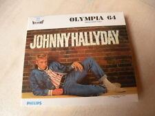 JOHNNY HALLYDAY Olympia 64  CD DIGIPACK   Neuf sous blister
