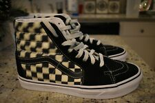 Van's 'Blur Check' High Top Sneakers