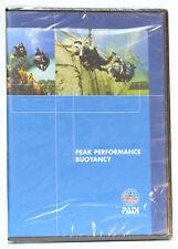 Padi Peak Performance Buoyancy Dvd 70858, Brand new