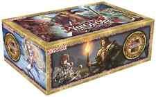 Scatola Portacarte Deck Box Yu Gi Oh! Nobili Cavalieri della Tavola Rotonda
