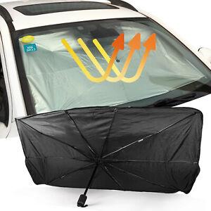 Foldable Car SUV Windshield Sunshade Front Window Cover Visor Sun Shade Umbrella