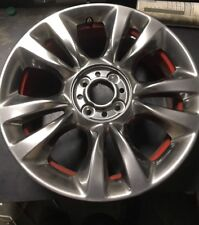 12 13 14 15 Fiat 500 16 x 6.5 Inch 5 Double Wheel 5LS02TRMAA RED INSIDE   R35F