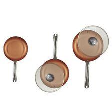 San Ignacio Optimum 20cm Non-stick Induction Copper Frying Pan