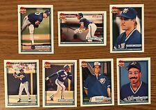 1991 Topps Traded Toronto Blue Jays Team Set!!!   (Carter, White, Alomar)