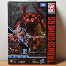 Transformers Decepticon Stinger Deluxe Class Studio Series ss-02 Action Figure 9