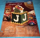 The Needlecraft Shop PLASTIC CANVAS Jumpin' Jack Baby Blessings Tissue Box Cover
