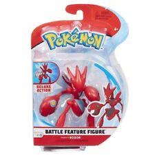 Pokemon Battle Feature Figure - Scizor