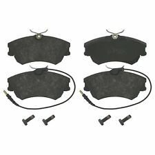 Front Brake Pad Set Inc Bolts Fits Renault Espace Grand III Febi 16543