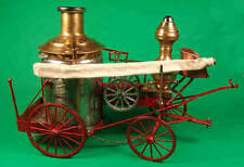 Antique fire pumper reproduction - 1/24 scale