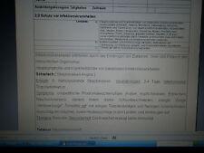 Medizinische Fachangestellte (MFA) Ausbildungsnachweis  Berichtsheft - 76 Seiten