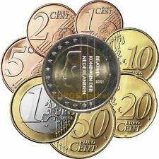 Pièces euro des Pays-Bas pour 2 Euro année 2001