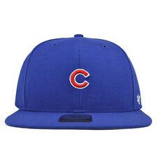 Chicago Cubs CENTERFIELD Mini Logo Snapback 47 Captain MLB Hat