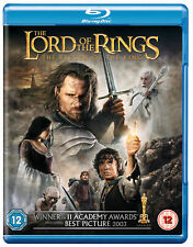 The Lord Of The Rings: The Return Of The King [2015] (Blu-ray) Elijah Wood